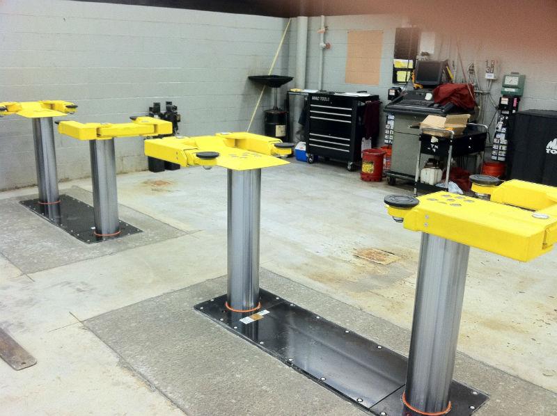 Automotive Lift Equipment : Automotive equipment distributors tools and